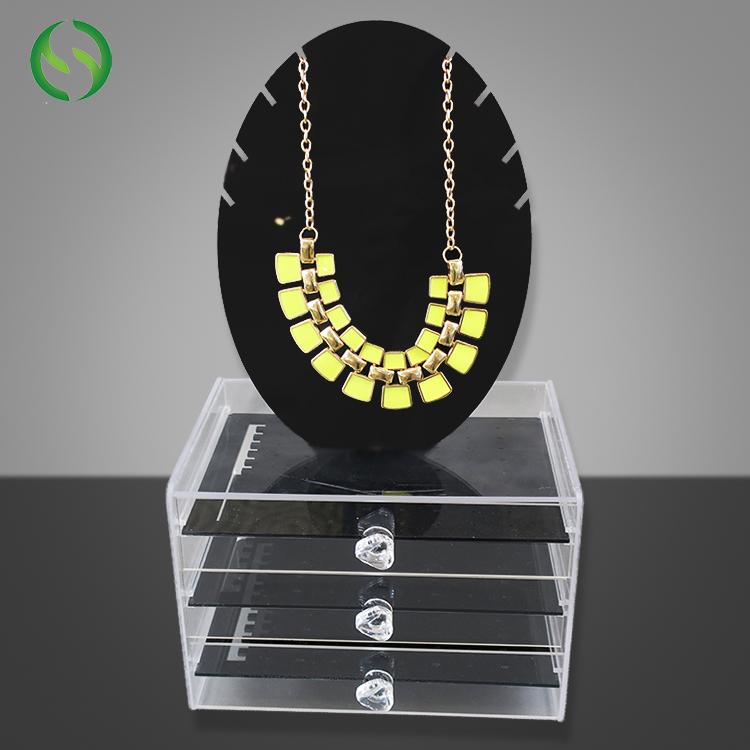 有机玻璃珠宝盒