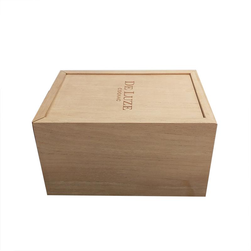 抽拉式雪茄盒